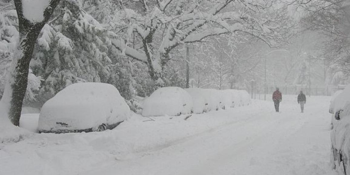 Yet another major winter storm kicks into high gear across SouthCoast